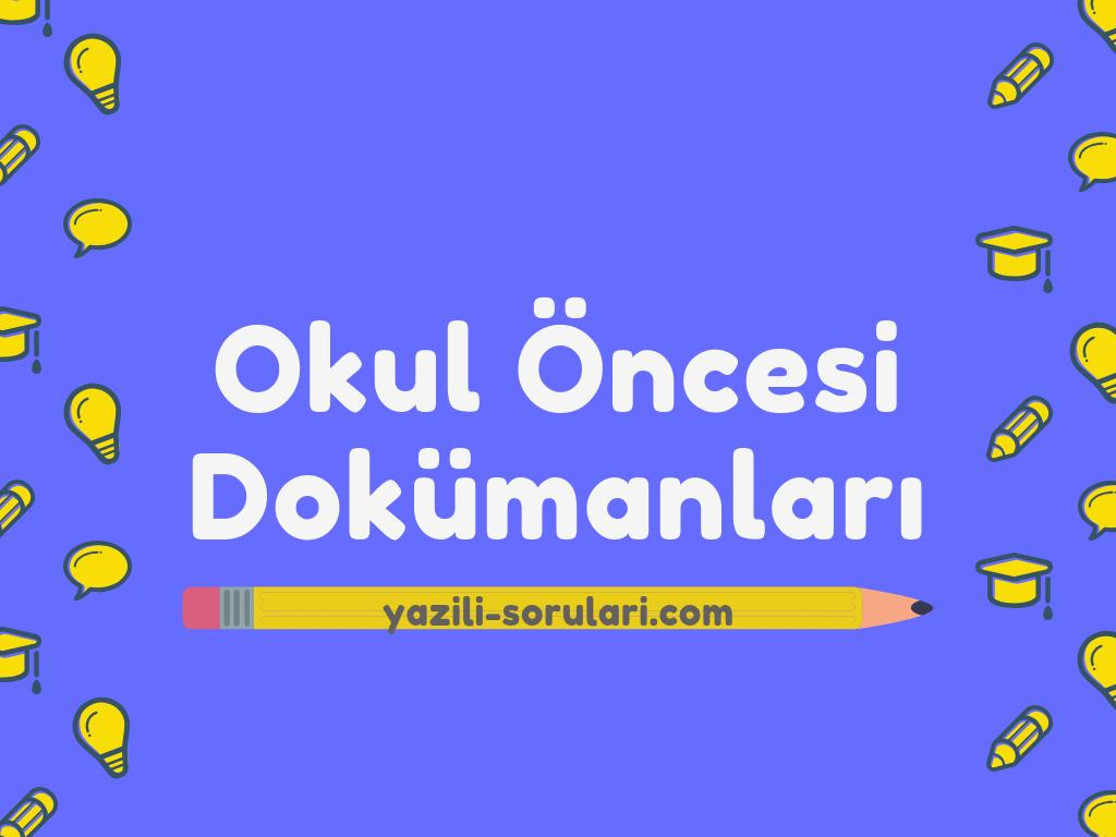 Okul Oncesi Buyuk Kucuk Kavrami Calisma Sayfasi